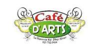 Cafe d'Arts Logo